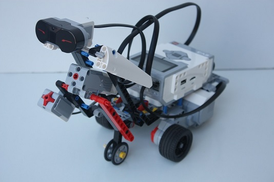 My Second Lego Mindstorm